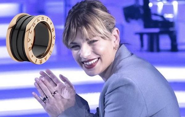 Emma Marrone anello