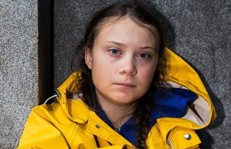 Greta Thunberg viaggiatrice del tempo? L'ultima teoria complottista