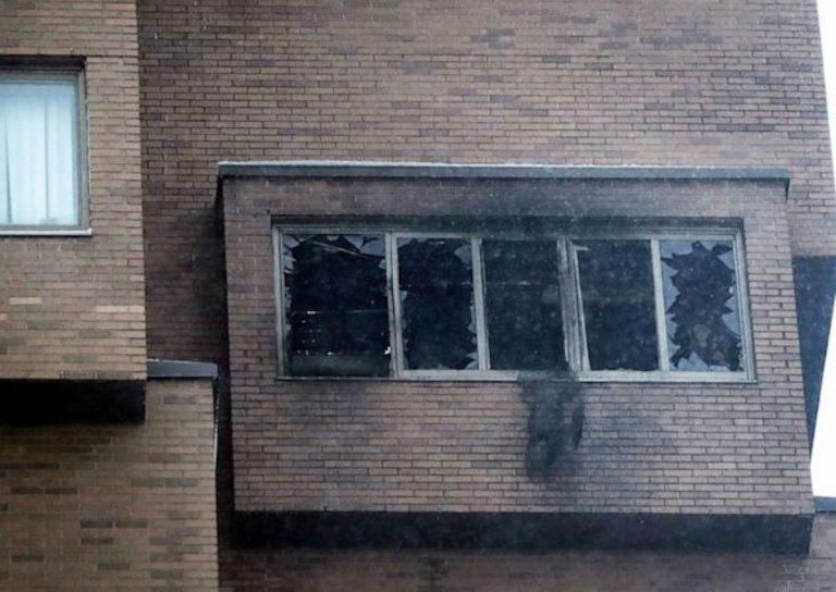 incendio a Minneapolis