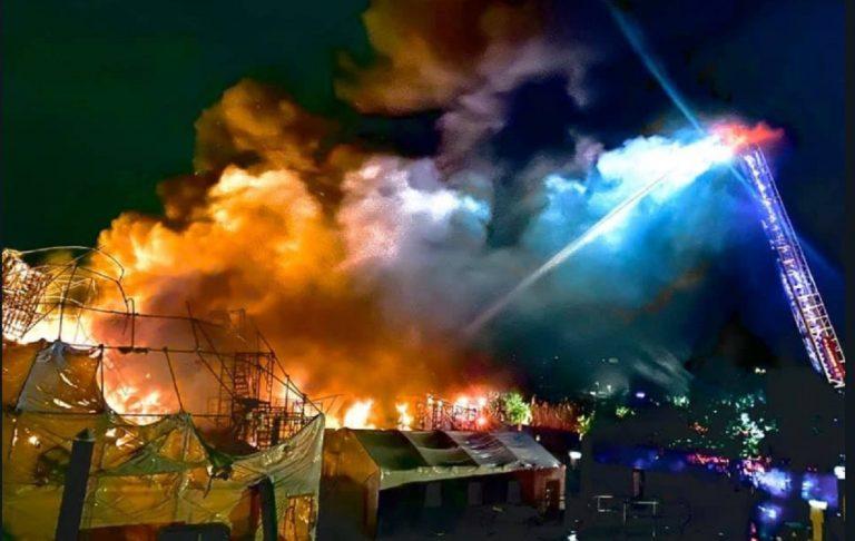 incendio yacht florida