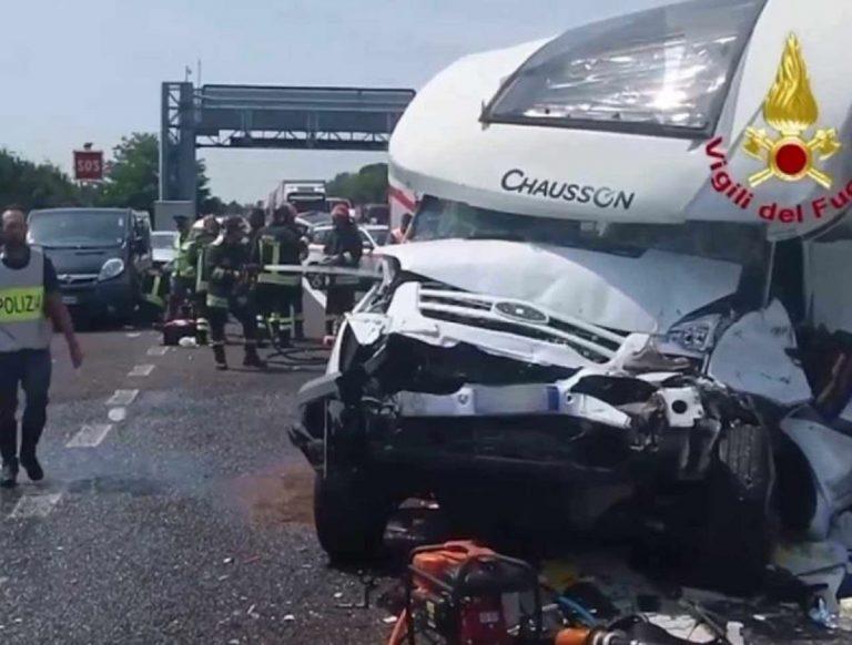 incidente A13