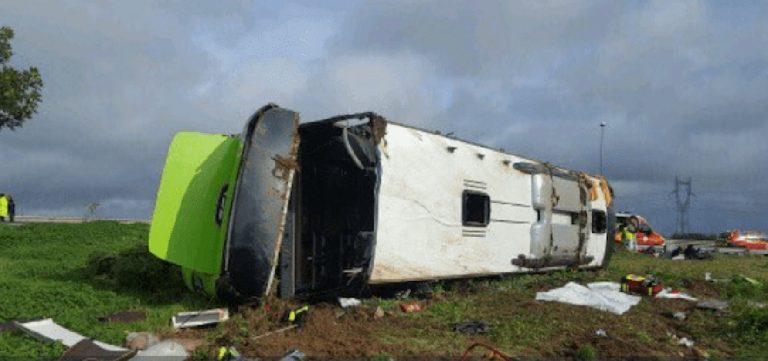 Incidente Flixbus Francia