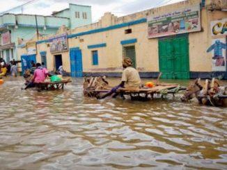 inondazioni somalia