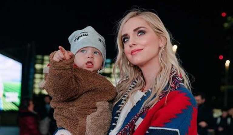 Piccolo incidente per Leone, Chiara Ferragni: