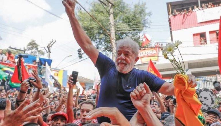 Lula libero
