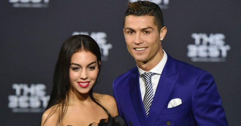matrimonio di Cristiano Ronaldo