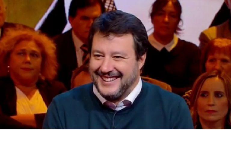 Matteo Salvini fuori dal coro