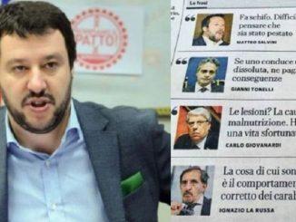 Sentenza Cucchi, la frase di Salvini applicata a Salvini: anche rubare fa male