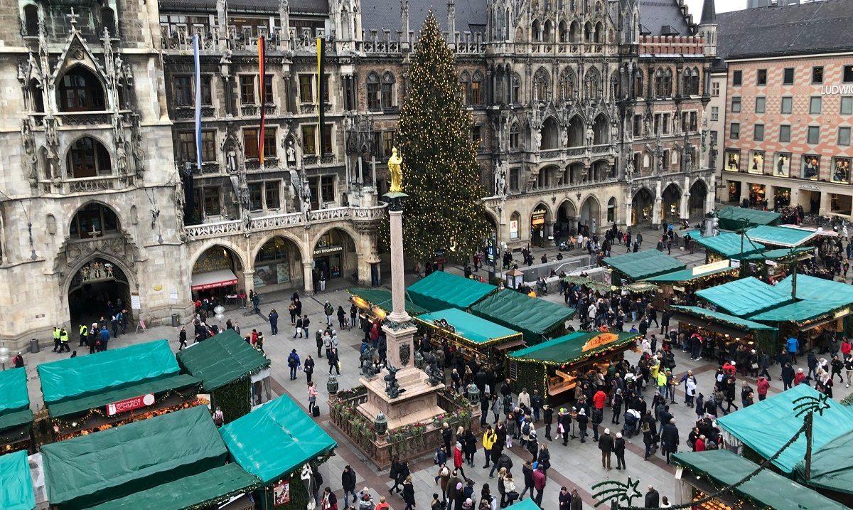mercatini natale europa monaco