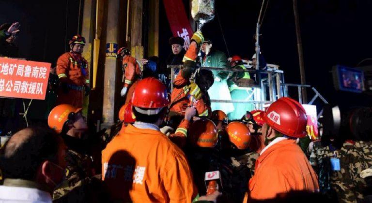 Cina: esplosione in miniera di carbone, 15 morti
