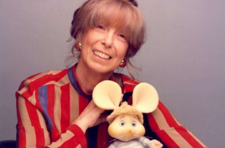 È morta Maria Perego, la creatrice di Topo Gigio