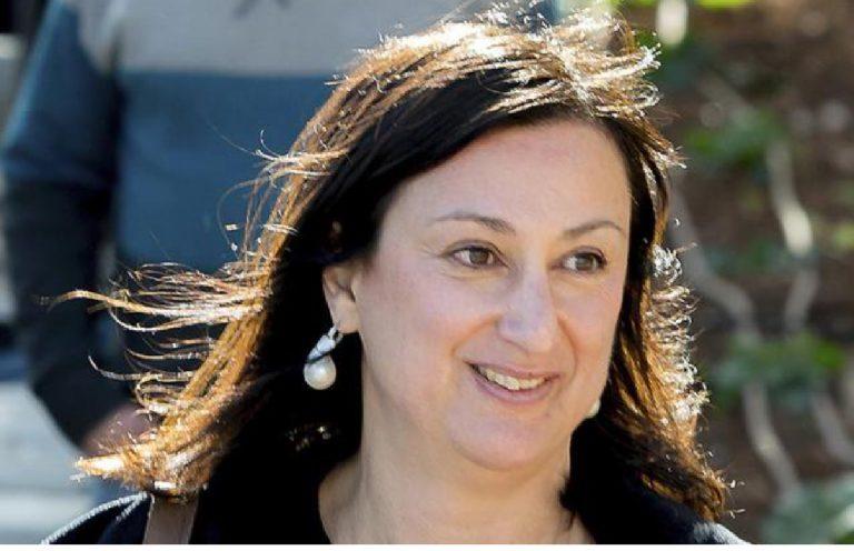 Omicidio Daphne Caruana mandante