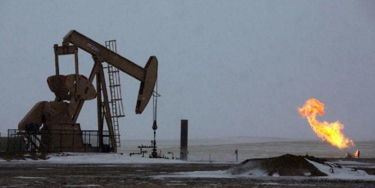 perdita di petrolio in North Dakota