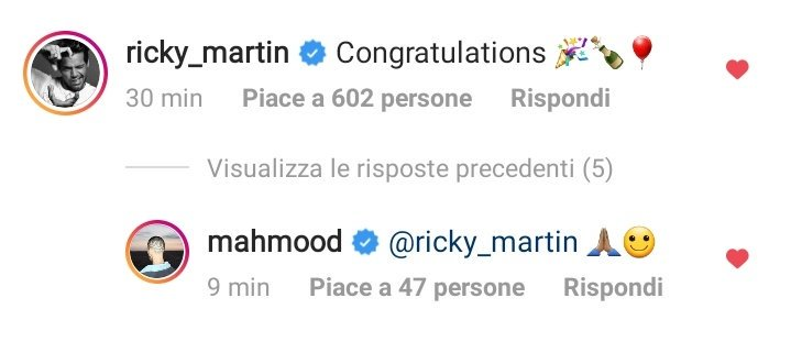 post ricky martin mahmood