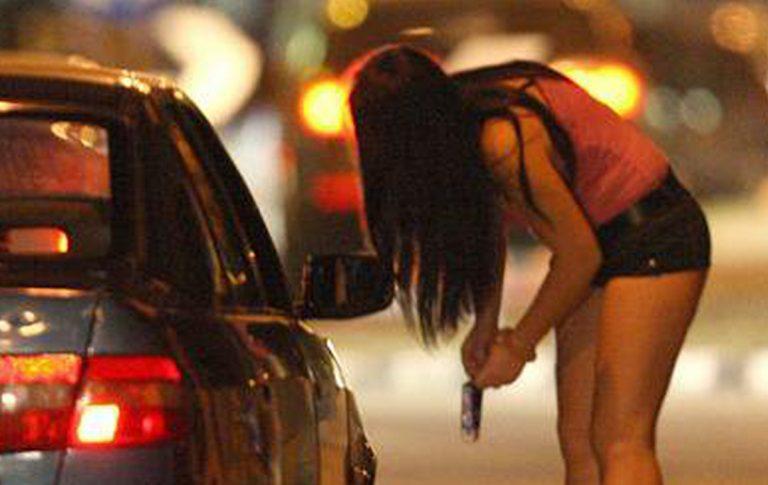 coronavirus prostitute
