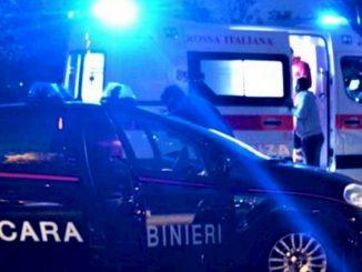 rapina in villa a Brescia