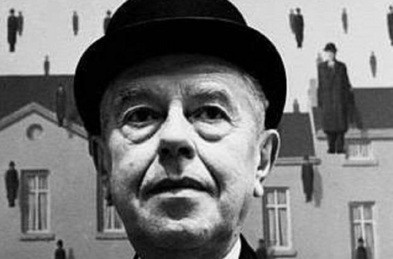 René Magritte pittore