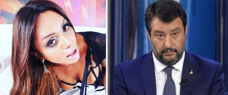 veronica havenna e salvini