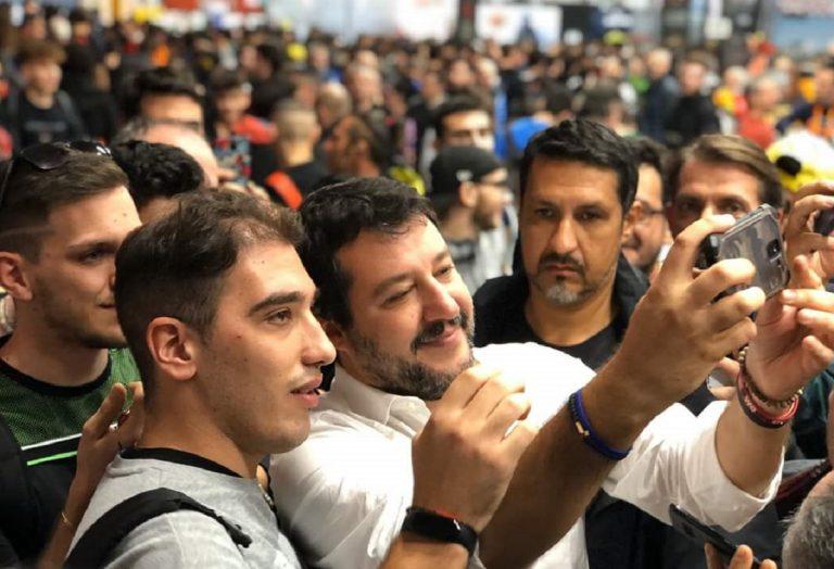 Salvini Eicma 2019