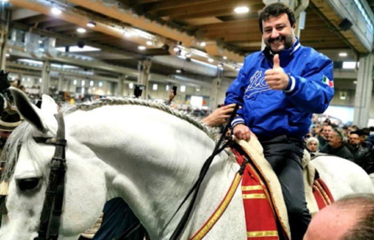 Politica / Caso Segre, Salvini a sorpresa: