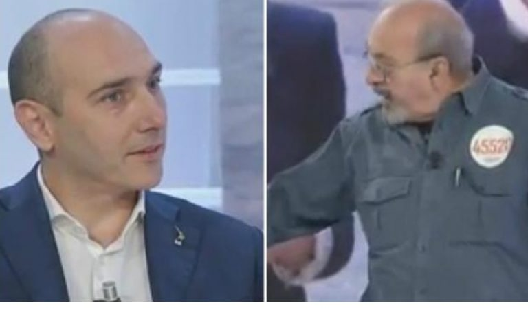 Scontro Vauro Morelli