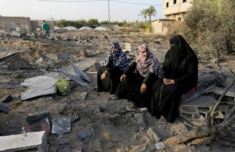 Gaza cessate il fuoco