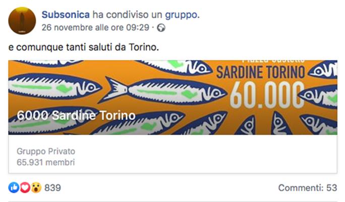 subsonica sardine