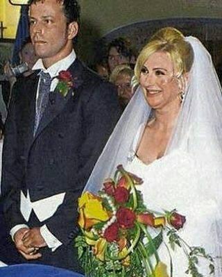 tina cipollari matrimonio