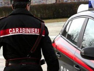 Aggredisce carabinieri tolto reddito di cittadinanza