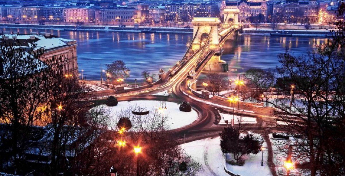 vacanze natale estero budapest