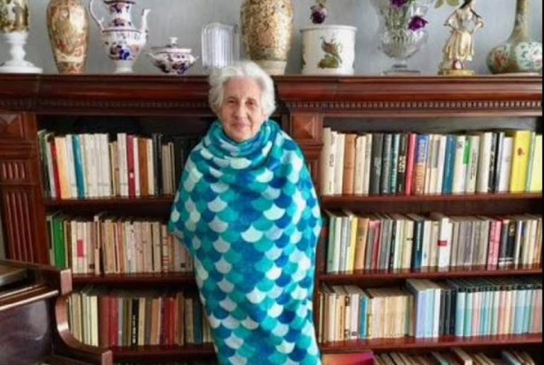 """Wanda Pane è la sardina più anziana d'Italia: """"Non chiamatemi nonna"""""""