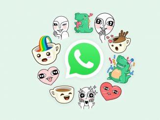 adesivi whatsapp