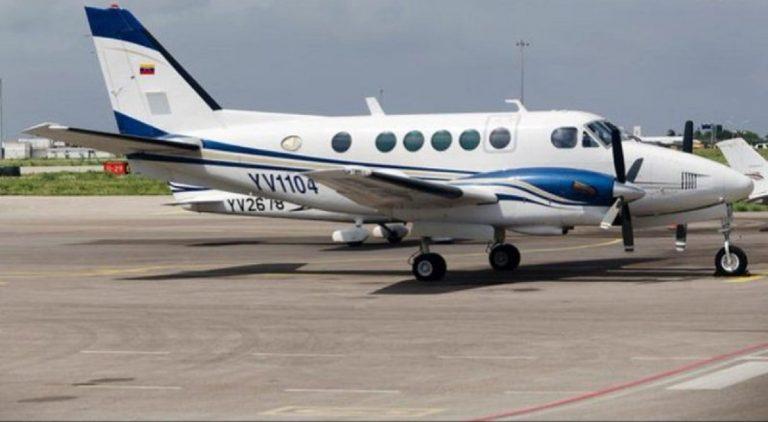 aereo scomparso precipitato venezuela