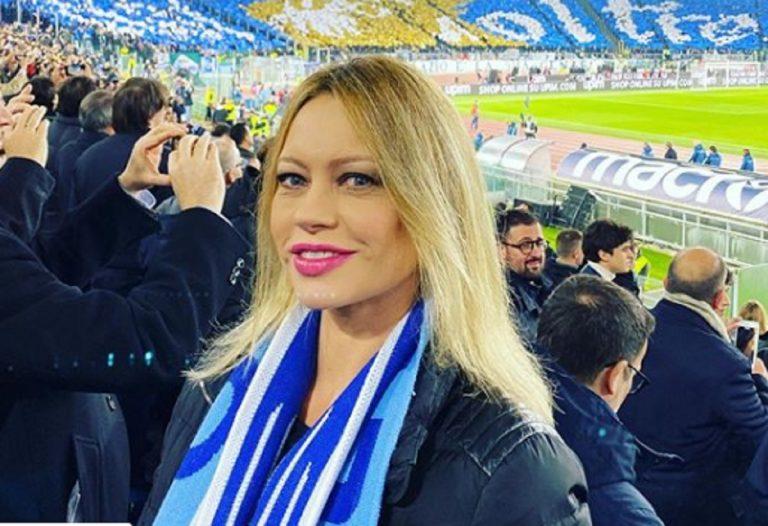 Anna Falchi fa una promessa in vista della Supercoppa