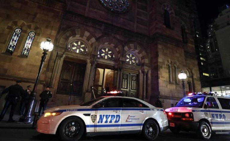 attacco sinagoga new york
