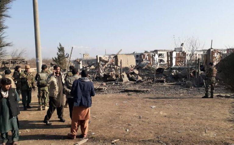 attentato afghanistan base usa
