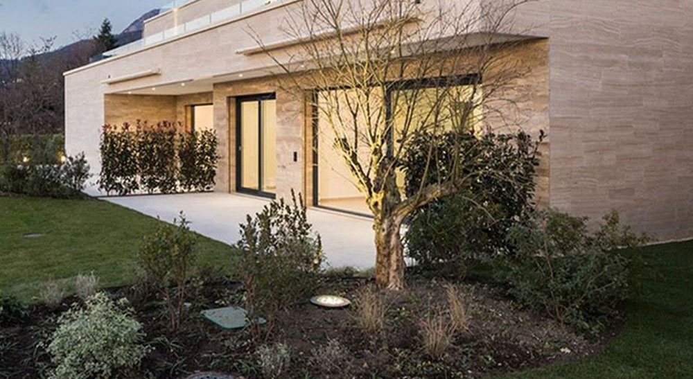 La casa di Andrea Iannone a Lugano