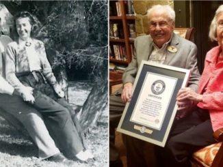 coppia più longeva al mondo