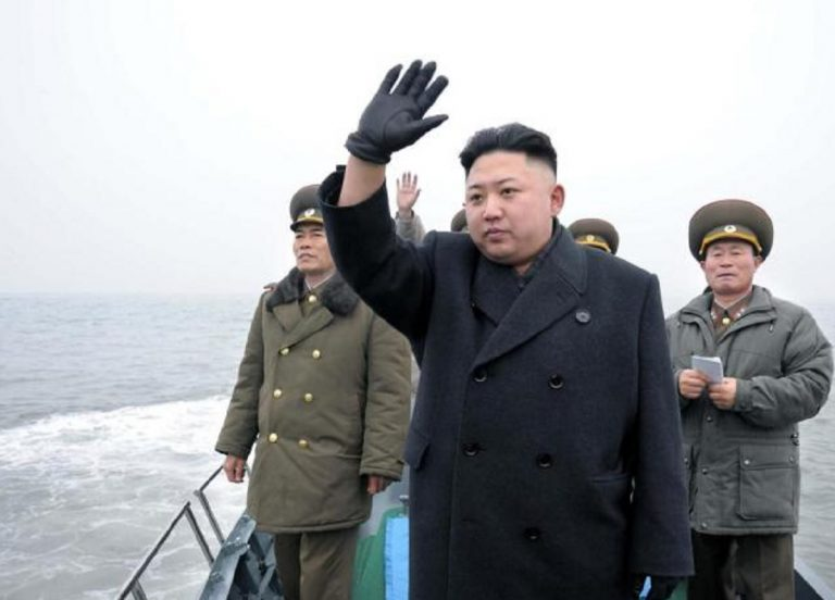 corea del nord missile