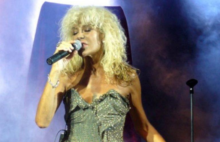 Donatella Rettore Sanremo 2020