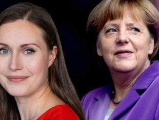 donne capo di stato nel mondo
