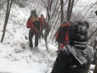 escursionisti dispersi