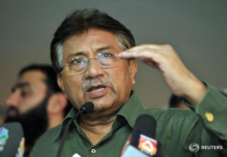 ex presidente pakistan