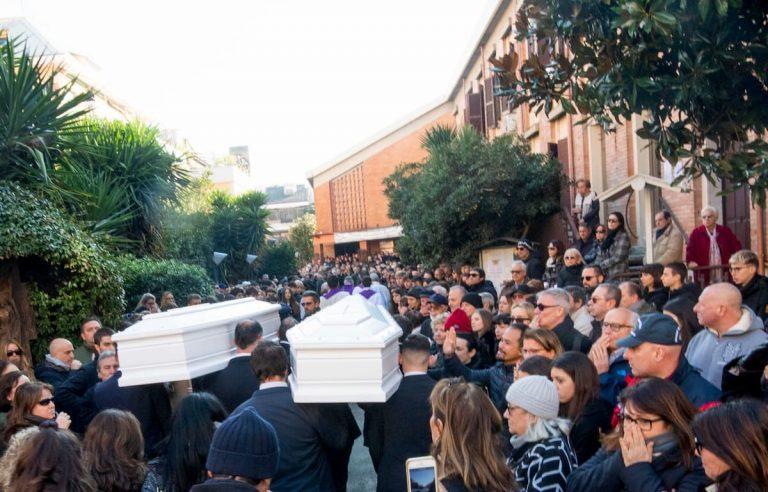 funerali incidente corso francia