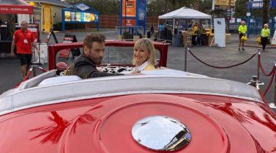 Grease |  John Travolta e Olivia Newton John insieme dopo 41 anni
