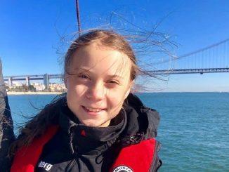 Greta Thunberg crisi climatica