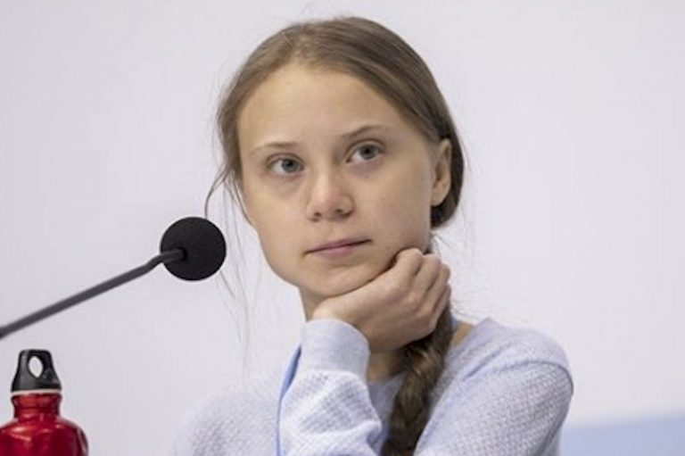 Greta Thunberg film