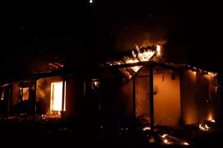 incendio fattoria giordania