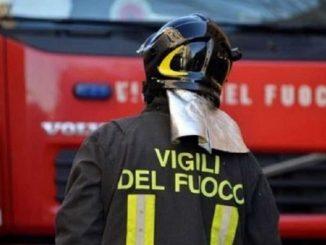incendio via boeri milano