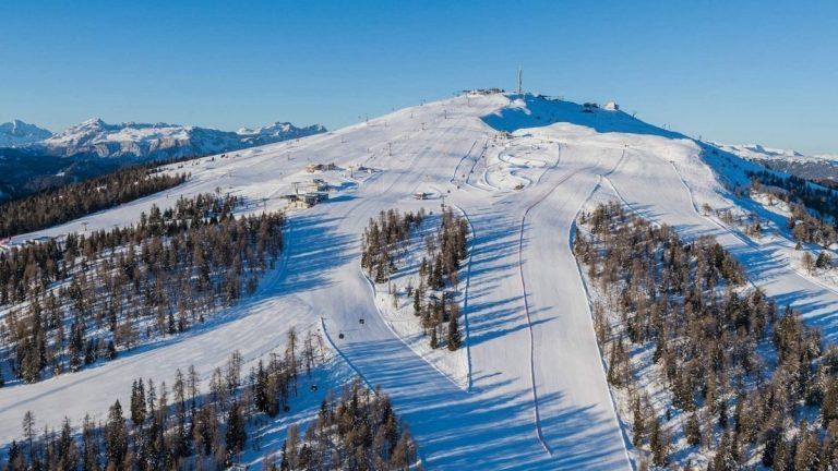 incidente pista da sci